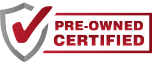 Pre-owned Certified