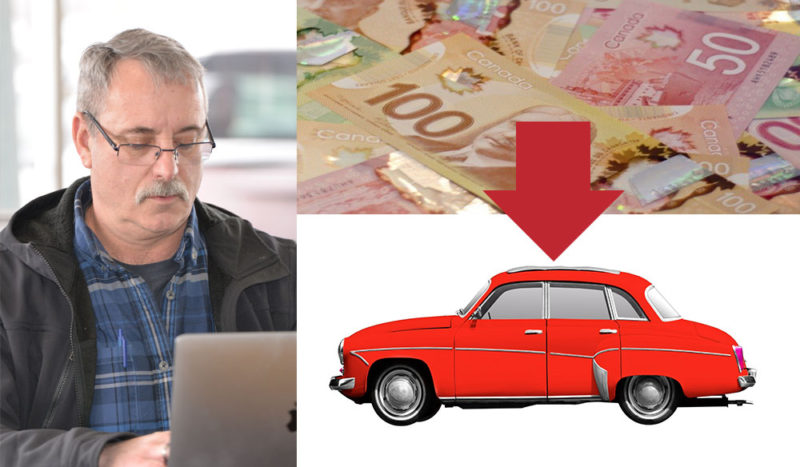 Do You Know Your Car Is Carrying More Negative Equity Than It's Worth?