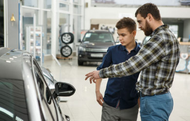 Why Should You Buy A Used Car For Your Teen's First Car