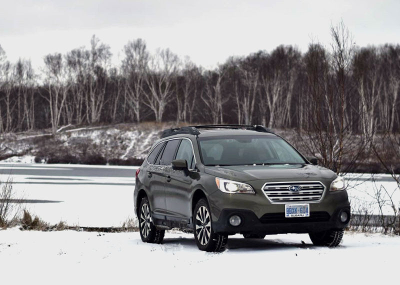 Subaru-Outback-winter