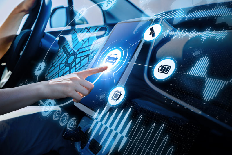 Top 5 Futuristic Trends In the Automotive Industry For 2019