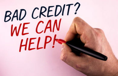 low interest rate with bad credit