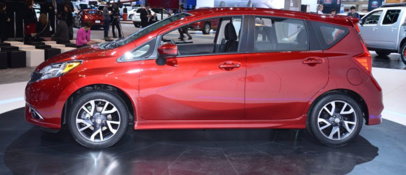 buying a used 2019 nissan versa note in canada