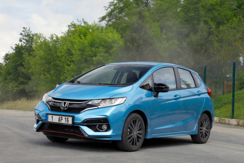 buying a used 2019 honda fit in halifax canada