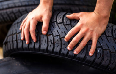 check tire tread