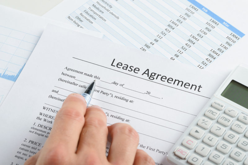 trading in a leased car for a new lease